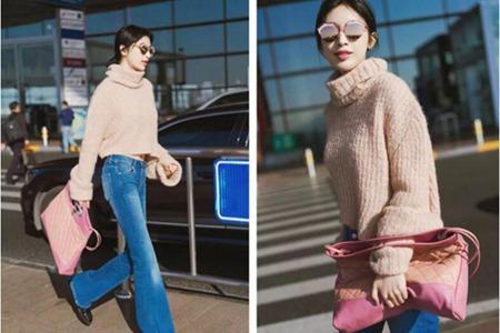 女人这样搭毛衣,慵懒舒适还备显气场,打造秋冬专属时髦