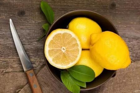 柠檬美白肌肤效果惊艳,自制面膜方法你还不知道吗
