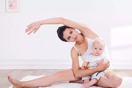 产后瑜伽瘦身又保健,但是这几个瑜伽动作要避开