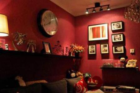 凤冠霞帔红纱轻幔,想要中式古典婚房你要注意这几点装修技巧