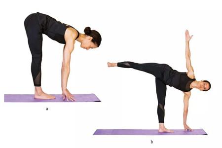 全身瘦的瑜伽体式,紧致身材睡前搞定