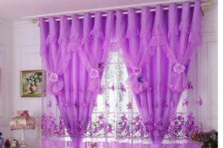 想用浪漫迎接每一个天亮,婚房窗帘选购三个小技巧