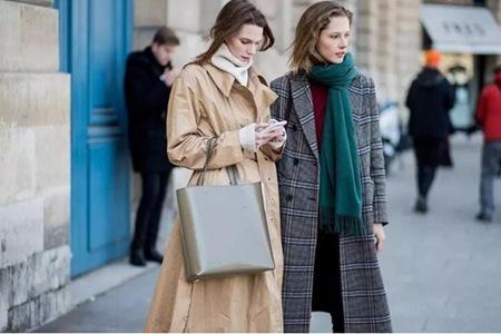 2018最流行的围巾是这几条?百搭保暖还超时髦