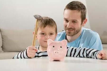 理财能力培养从娃娃抓起,三个妙招让宝宝养成好的金钱观