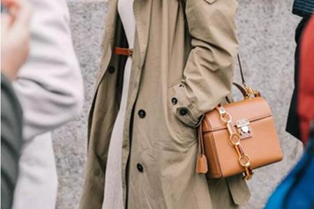 包包配对了衣服,才是真正的时髦精
