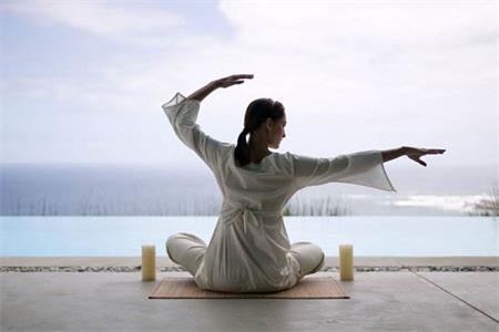 瑜伽并不仅仅是一种减肥,更是一种智慧