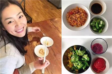 超模刘雯的瘦身餐,女生需要多么努力才能有美丽身材