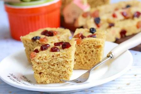 粗粮制成的早餐糕点,美味升级营养更加丰富