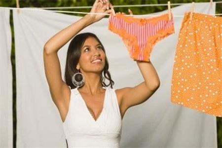你的内裤多久没洗了?内裤应该如何清洗