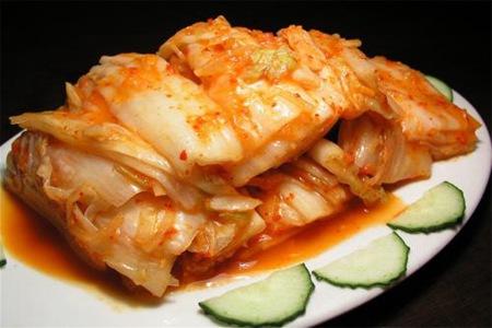 韩国泡菜详细制作方法,酸甜口感风格十足
