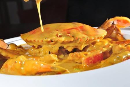肥美螃蟹三种做法,肉质软嫩鲜香美味