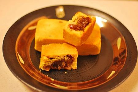 香软凤梨酥,真材实料才是真的好吃