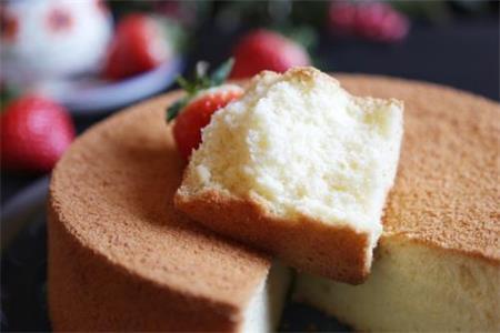 美观美味的戚风蛋糕,这样的做法告别失败