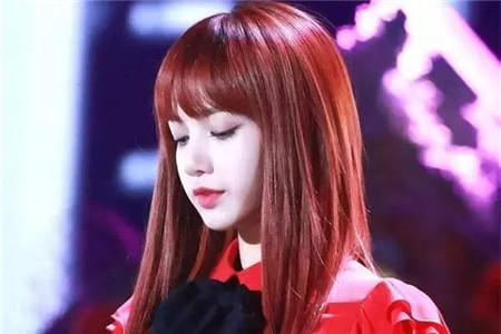 韩国芭比Lisa的百变发色,每一款都成为了流行色