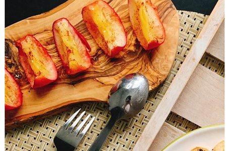 高营养苹果美食做法,帮助女性白嫩肌肤抗氧化