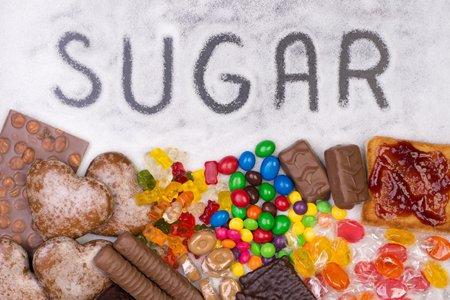 含糖食物大起底,游离糖带来发胖和衰老