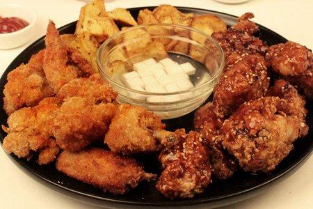 无骨韩式炸鸡香甜滋味,打造酥脆鸡肉的家庭简单做法