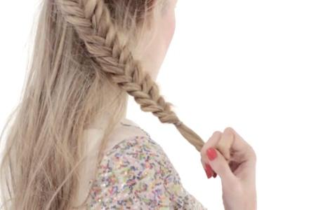 适合夏天的发型设计,独特编发让女生气质出众