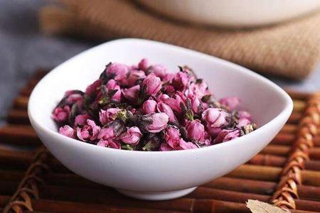 桃花中药祛斑通便,春天食用效果最佳