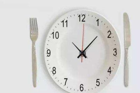 减肥最有效的方法,并不是晚上不吃,而是三餐规律