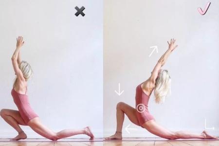 初学者练习瑜伽注意哪些?四组瑜伽动作打开正确方式