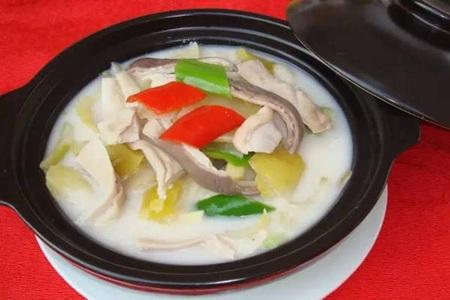 猪肚汤的三个做法,滋养补气不上火