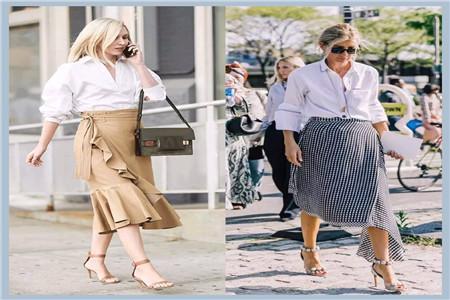40岁中年女性的时尚穿搭攻略,买菜大妈也能做靓女