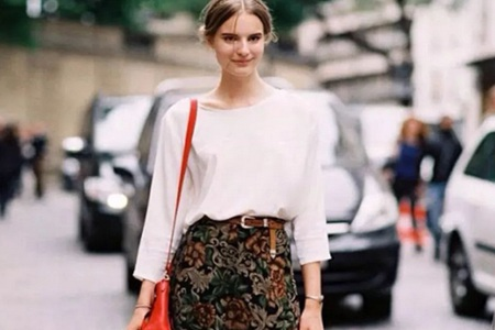 女人如何穿衣遮挡住肚腩肉,学会五个打扮方法让你更显瘦