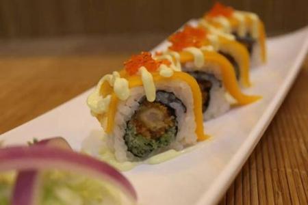 日式反卷寿司怎么做,家常版食材简单美味不减