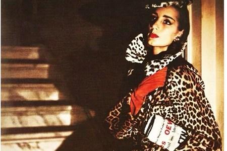豹纹时尚回潮,复古狂野女孩如何穿搭出气质