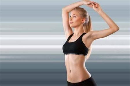 减肚子的最快方法,比仰卧起坐更有效的四个动作