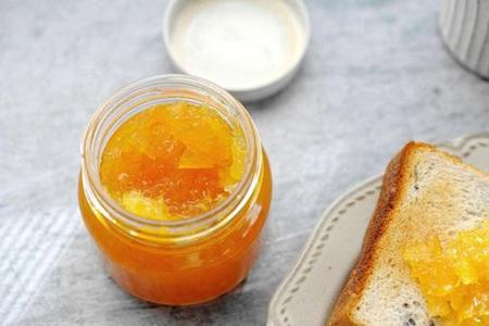 秋天吃橘子作用多,美容助消化,教你橘皮果酱怎么做