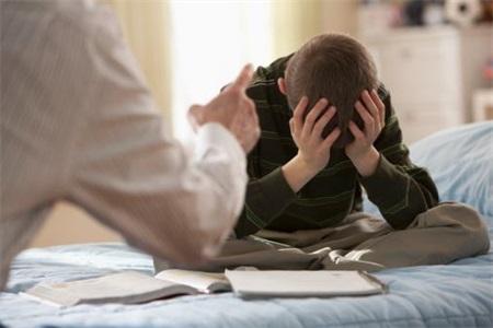 家长要想教育好孩子,首先要改正自己的脾气