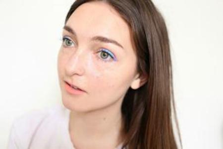 彩色眼线有多漂亮,学会正确化妆方法才能知道