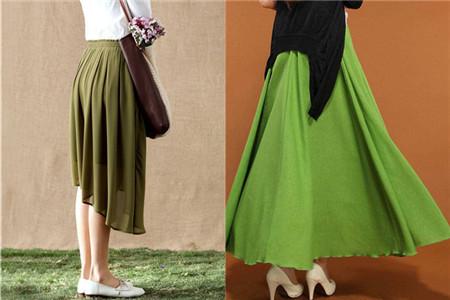 夏季牛油果绿穿搭太流行容易撞衫 这几种时尚绿色谁穿谁好看