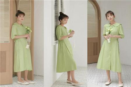 2019年最流行的夏季绿色衣服都有哪些 女生的挑选款式要谨慎