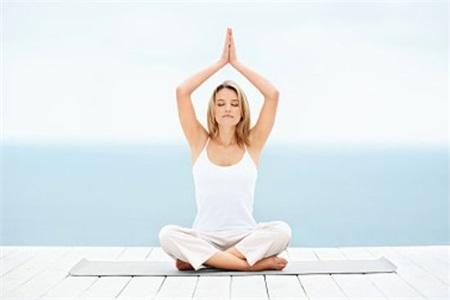 练习瑜伽的好处,减肥瘦身又养生