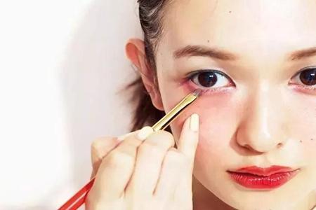 日系妆容的化妆小技巧,不同风格画法大不同