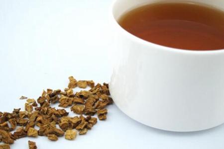 天然的活血茶品——牛蒡茶,排毒抗衰老滋补功效好