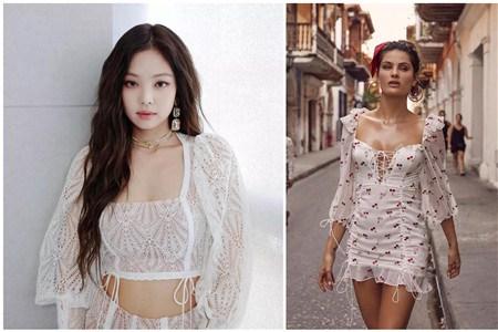 好看的女士裙子款式,三个品牌的端庄仙女裙