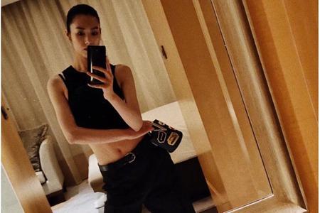 大表姐的时尚包包狂刷存在感,LV、Hermes水桶包成为新潮