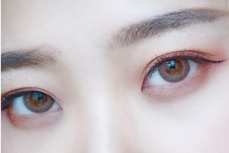 眼妆四种基本画法,手残党女生如何画出精致眼影