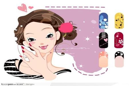 五大不同护肤产品使用步