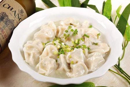 素饺子的多种做法一次性告诉你,入伏吃素更养生