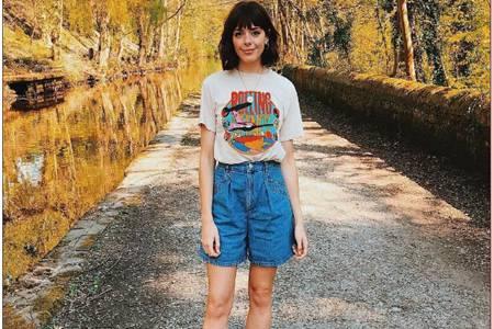 短裤穿错也显胖,女生怎么穿夏日热裤才能变高瘦