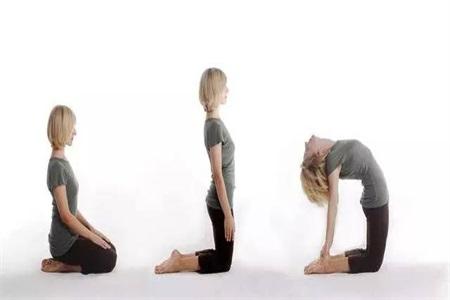 膝盖疼是怎么回事?教你三组瑜伽动作可以缓解疼痛