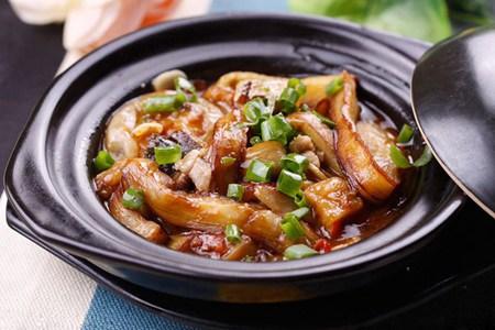 咸鱼茄子煲的做法,如何腌制才好吃,食用会致癌吗