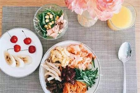 减肥食谱一周瘦10斤,快速减肥的高蛋白食物