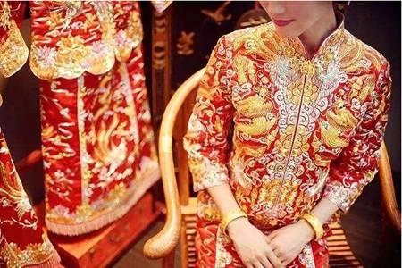 新中式婚纱礼服的温柔典雅,准新娘应该如何选择