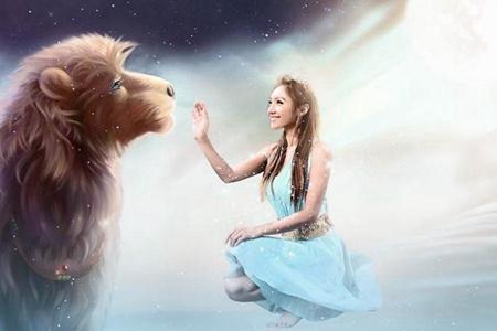 狮子座女生的九月运势,性格活泼恋爱桃花运不断